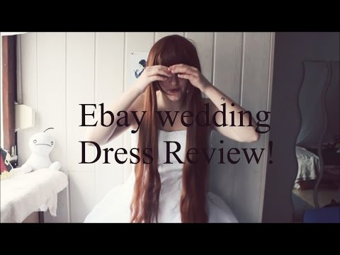 Ebay Wedding Dress Review