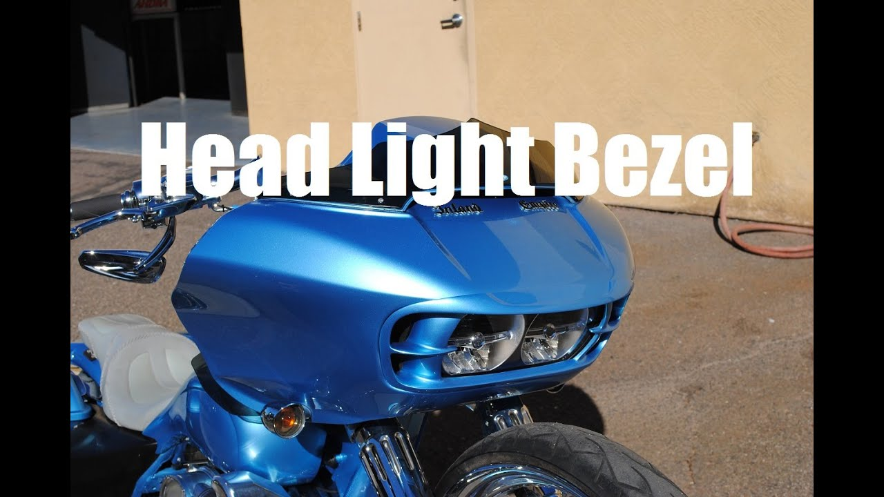 Dirty Bird Concepts 2015 Road Glide In Your Face Headlight