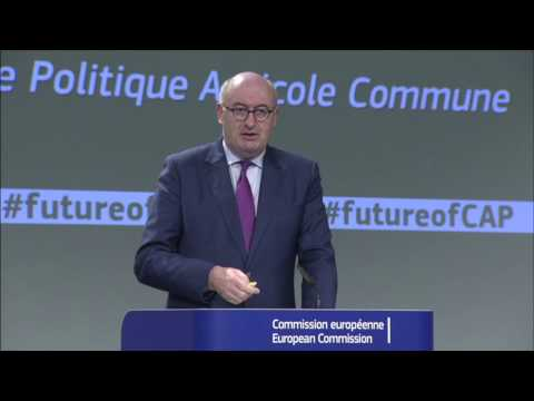 Phil Hogan, the future of CAP - extracts of the press conference 2/2/2017