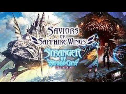 SAVIORS OF SAPPHIRE WINGS STRANGER OF SWORD CITY REVISITED - Um game de estratégia |