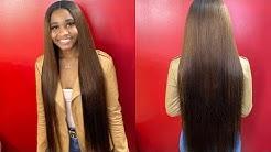 Brown Hair Color 🍂| Hd Lace Wig | Ula Hair |