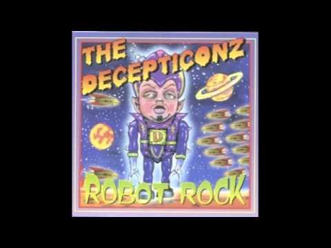 The Decepticonz - Robot Rock (Full Album)
