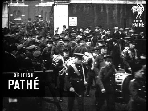 King's Royal Rifles March (1916)
