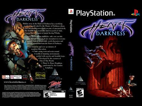 Zerando Heart of Darkness (PS1)