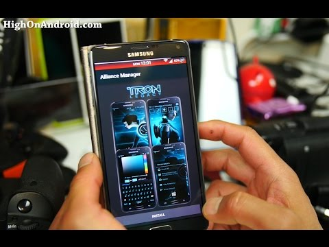 Alliance Lollipop ROM for Galaxy Note 4! [SM-N910F]