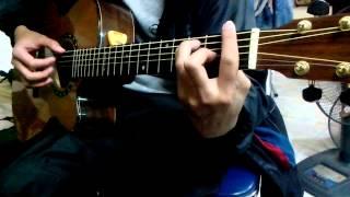 Dĩ Vãng Cuộc Tình Guitar Fingerstyle demo