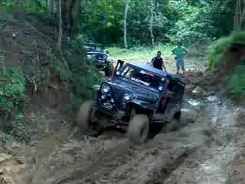 Panama 4X4 club donations to Chachare
