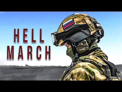 Russian Army - The Best Hell March   Russia Military Power 2020