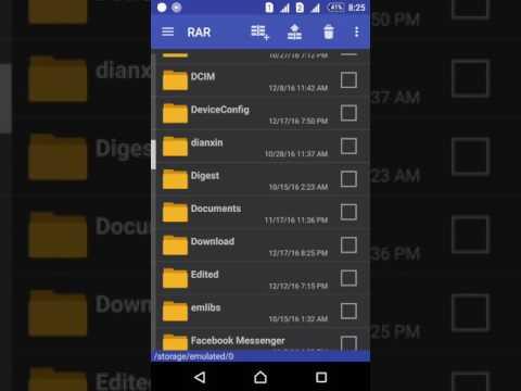 How To Use RAR