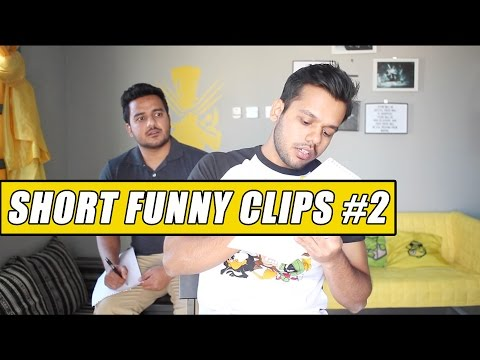 Funny Short Clips #2 || Hyderabad Diaries