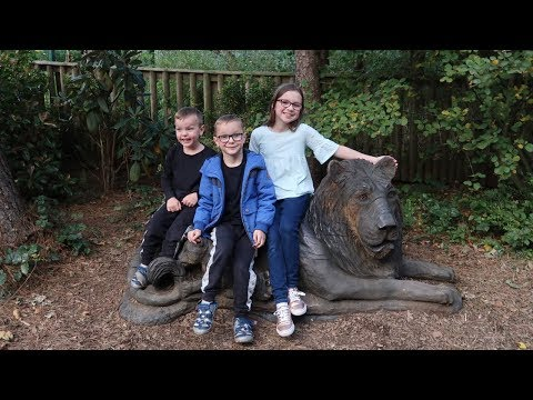 OUR DAY AT EDINBURGH ZOO - SEPTEMBER 2018