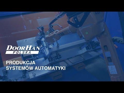 DOORHAN Polska: Produkcja systemów automatyki