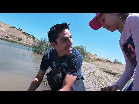 Fishing Calero Reservoir