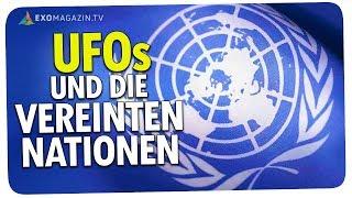 UFOs und die Vereinten Nationen - Lee Speigel