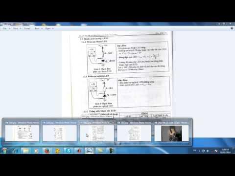 Điện tử căn bản-Phần 9-Lý thuyết diode chỉnh lưu.