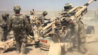 airborne-field-artillery-regiment-fires-howitzer-at-forward-operating-base-shank