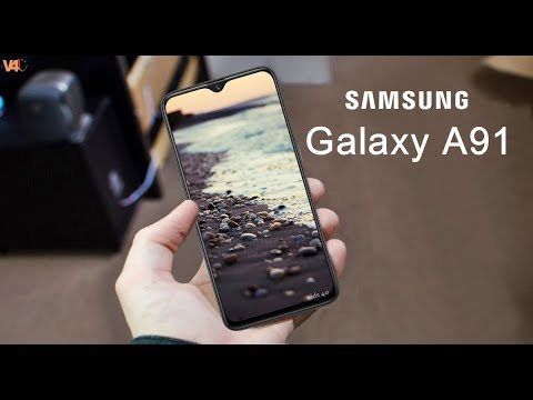 Samsung Galaxy A91 Official Look, Price, Launch Date, Camera, Features, First Look, Trailer, Leaks