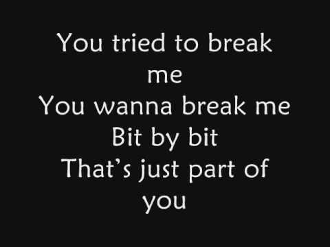 Apocalyptica ft. Three Days Grace - I Don't Care (lyrics)