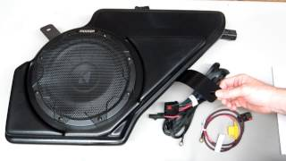 Kicker Factory Fit Audio Upgrade for 2011 and newer Chevy Cruze