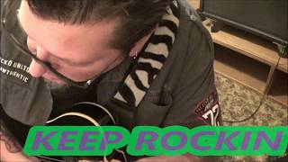 CHRIS YOUNG - RAISED ON COUNTRY - CVT Guitar Lesson by Mike Gross Video