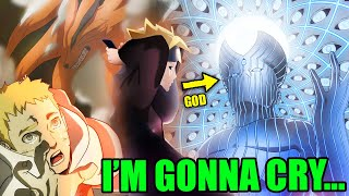 Naruto Made Everyone Cry - Kurama's Goodbye - The GOD of OTSUTSUKI REVEALED - Boruto Chapter 55