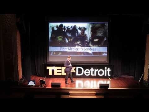 How To Be Awesome: Doug Van Slembrouck at TEDxDetroit 2012