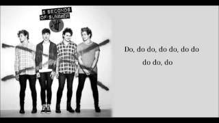 5 Seconds Of Summer- Good Girls Are Bad Girls (Studio Version) LYRICS VIDEO