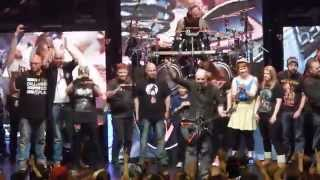 Devin Townsend Project - Universal Flame Live @ 13.04.2015 Royal Albert Hall London