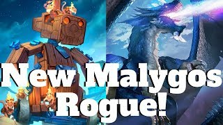 Maly Rogue is Never Really Gone! Blatant Decoy OTK Combo! [Hearthstone Game of the Day]