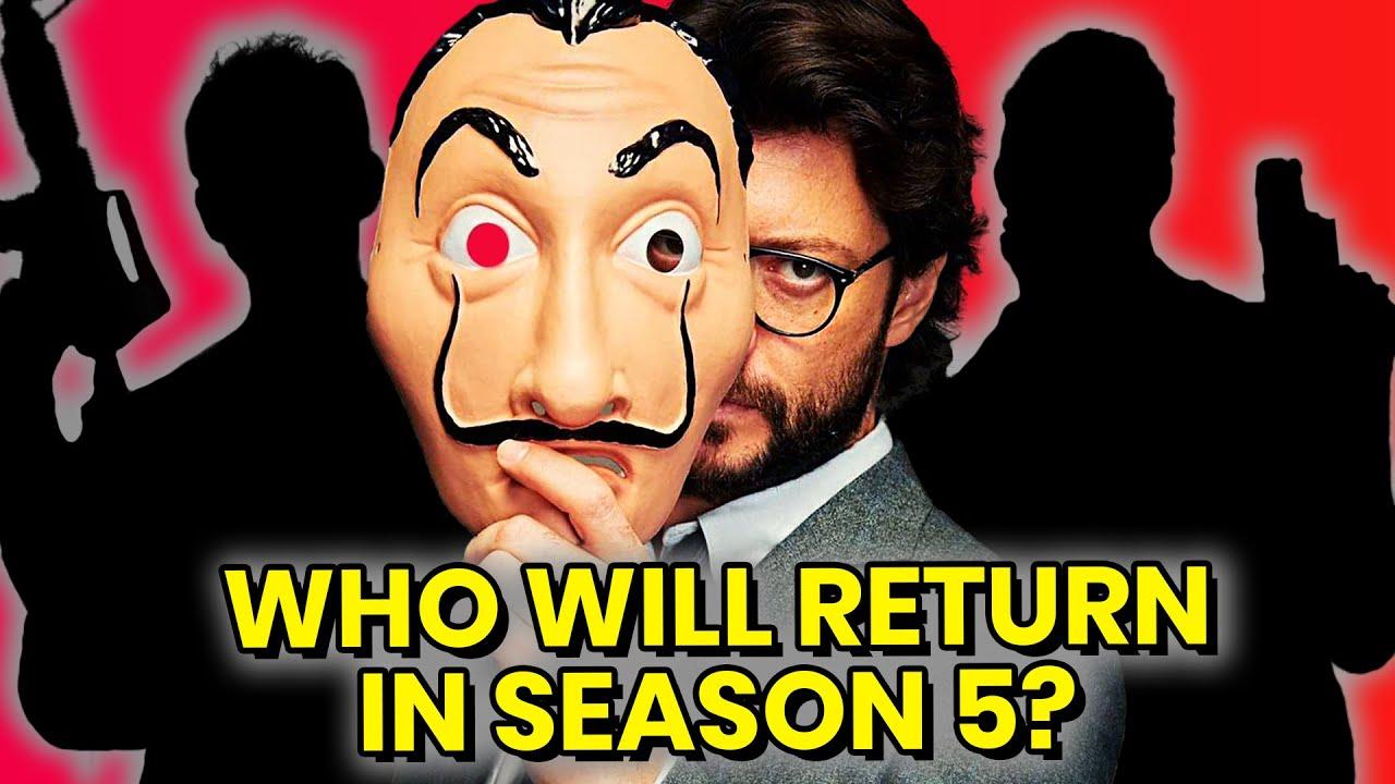 Download Money Heist Season 5: New Cast, Release Date And Surprising Plot Details