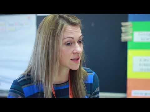 Mindfulness at Muhlenberg Elementary School