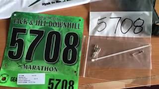Ben Ramsey - Jack and Jill Downhill Marathon 2018