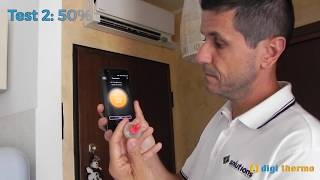 How to lower your electric bill with digi thermo smart sensor