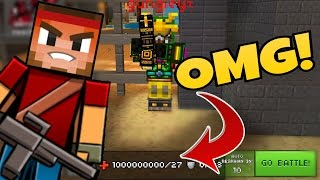 Repeat youtube video OMG! I KILLED A GOD MODE HACKER! Noob Vs Hacker - Pixel Gun 3D