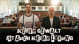 SWISS x DIGGEN x DIE ANDERN x KEINE GEWALT x PLENUM (Official Video 4k)