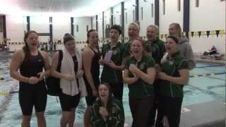 Ohio University Swimming and Diving: Zippy Invitational Day 3