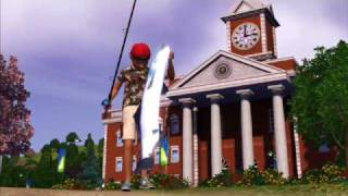 the sims 3 official first look trailer
