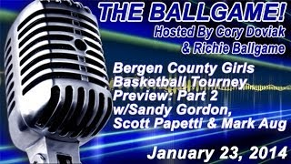 Bergen County Tournament Selection Show: Part 2 (01/23/14)