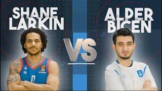 @Sprite ile Shane Larkin vs. Alper Biçen: 3'lük Yarışması