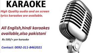 Baar Baar Din Ye Aaye Remix Private Album karaoke