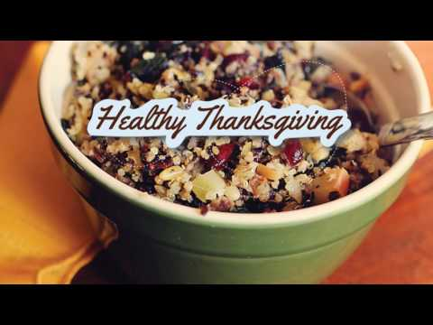 Healthy Thanksgiving Day Meal Options