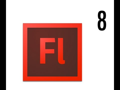 8. Intro to Flash (CS6) - 3D Rotation Tool