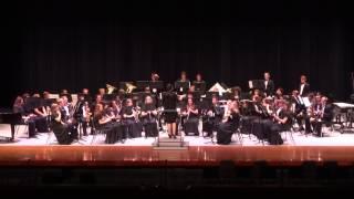 Symphonic-Hebrides Suite by Clare Grundman