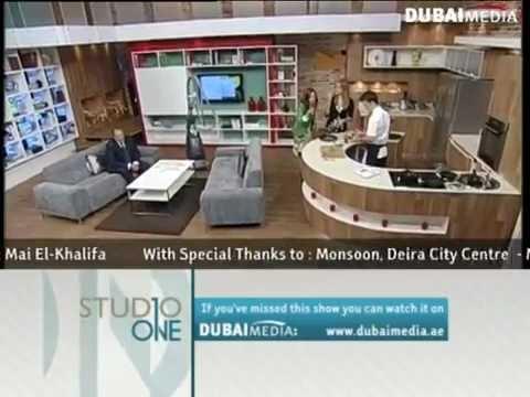 Ash and Dina on Studio One