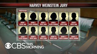 Harvey Weinstein trial preview: Jury is picked
