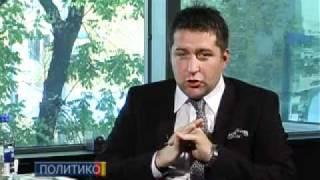 Ljupco Georgievski gostin vo Politiko na Nasha TV 4 del