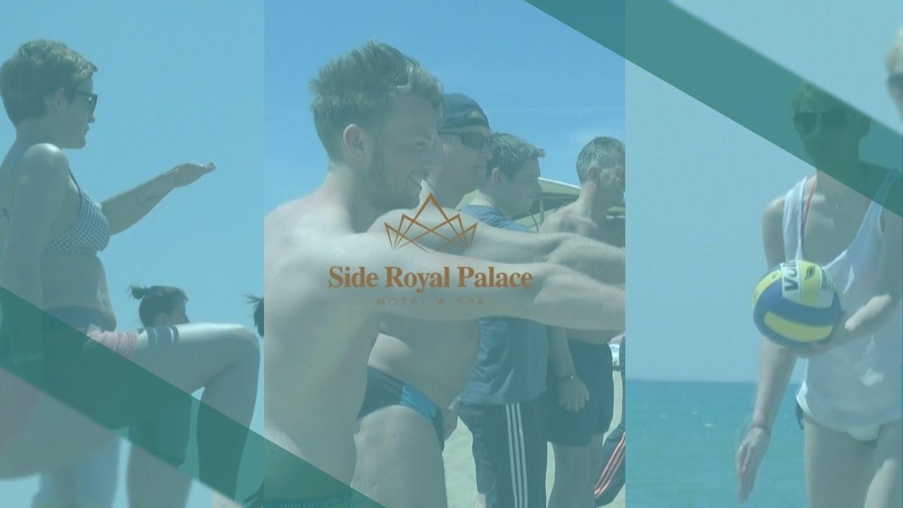 Side Royal Palace Hotel Spa April 2017 Antalya Turkey Youtube