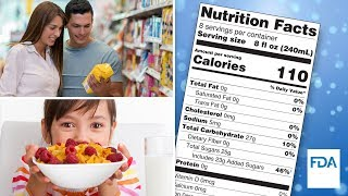 Added Sugar on the Nutrition Facts Label? Sweet!