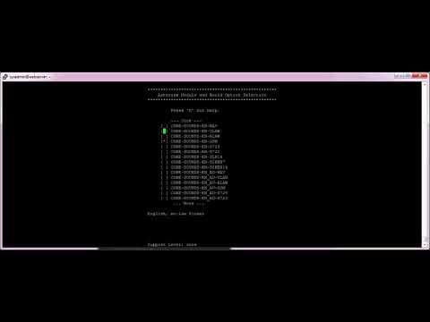 Установка Asterisk PBX 13 в Debian 9 Stretch