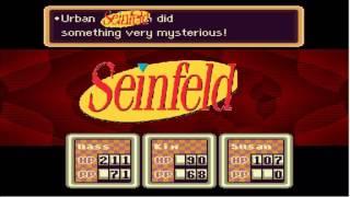 Earthbound- Battle Against an Seinfeld Opponent